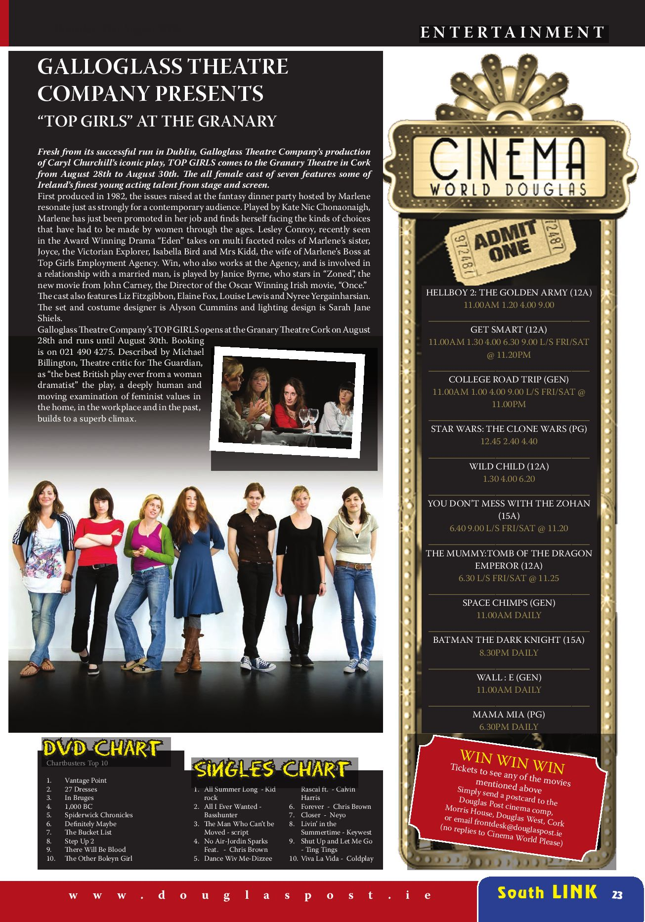 Page 23 of magazine