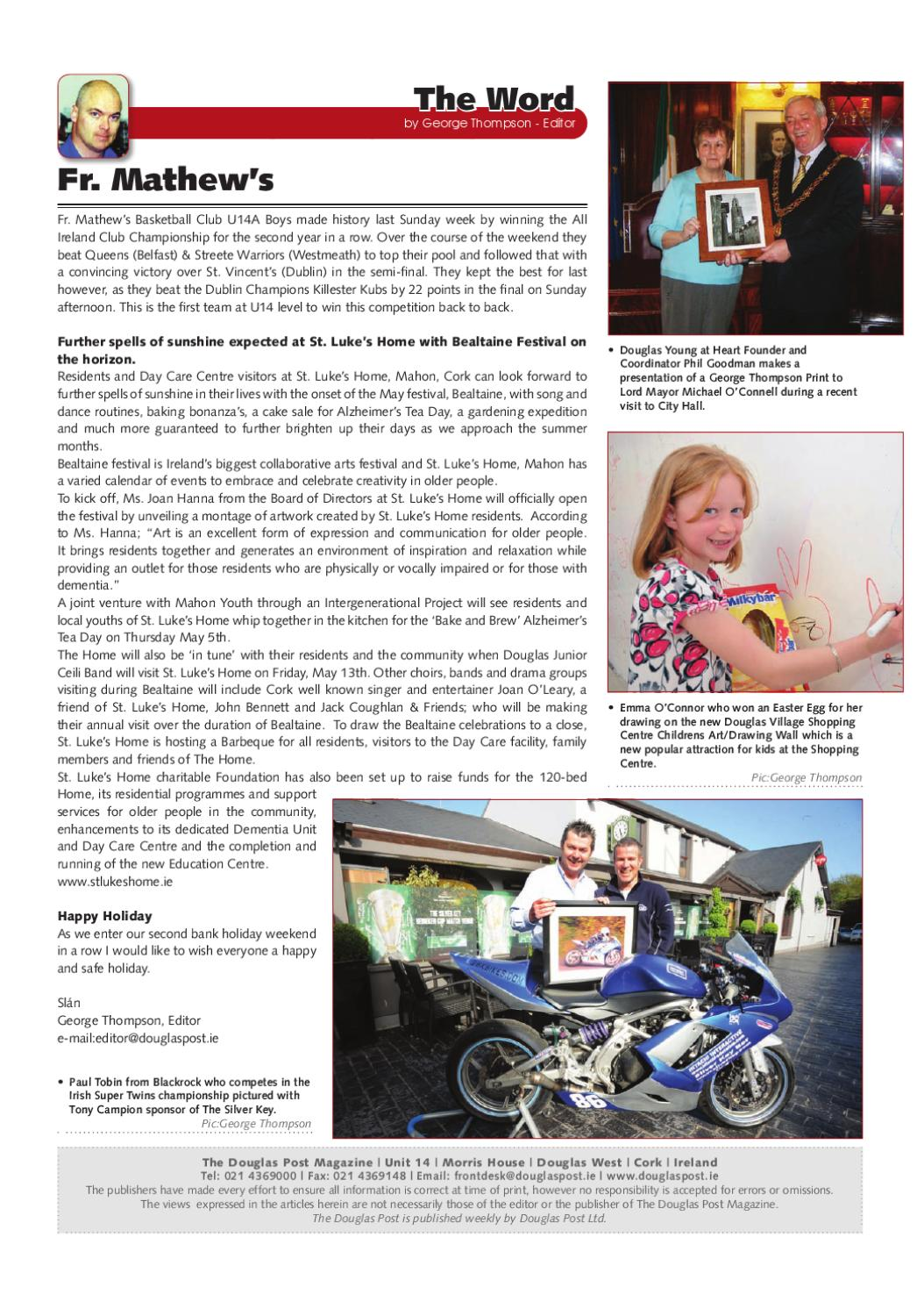 Page 2 of magazine