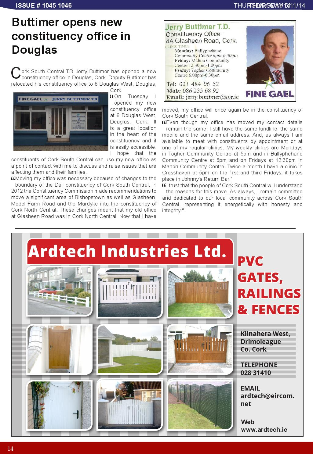 Page 14 of magazine