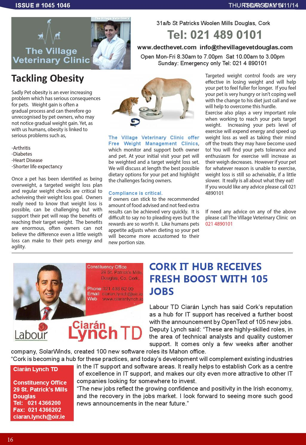 Page 16 of magazine