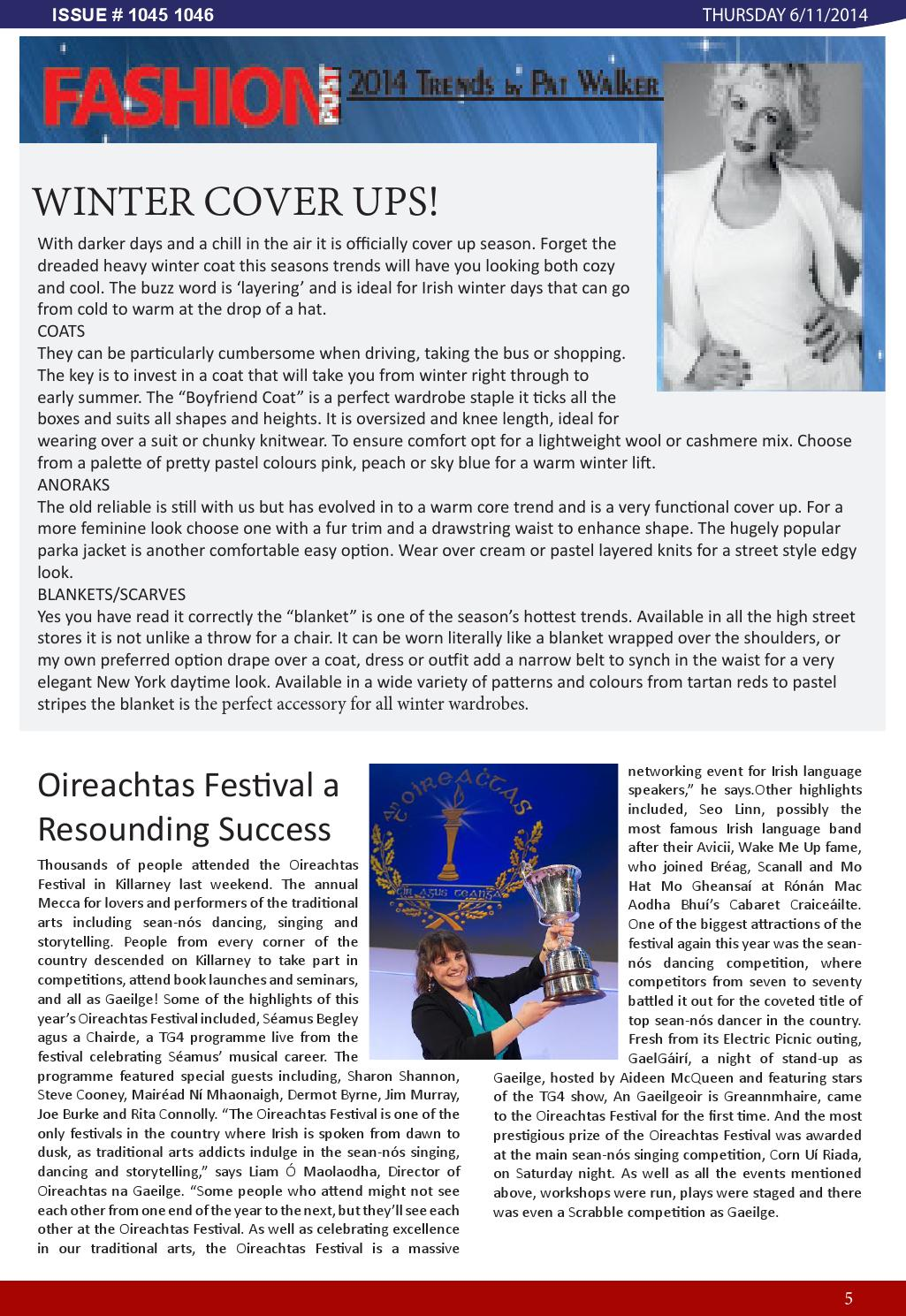 Page 5 of magazine