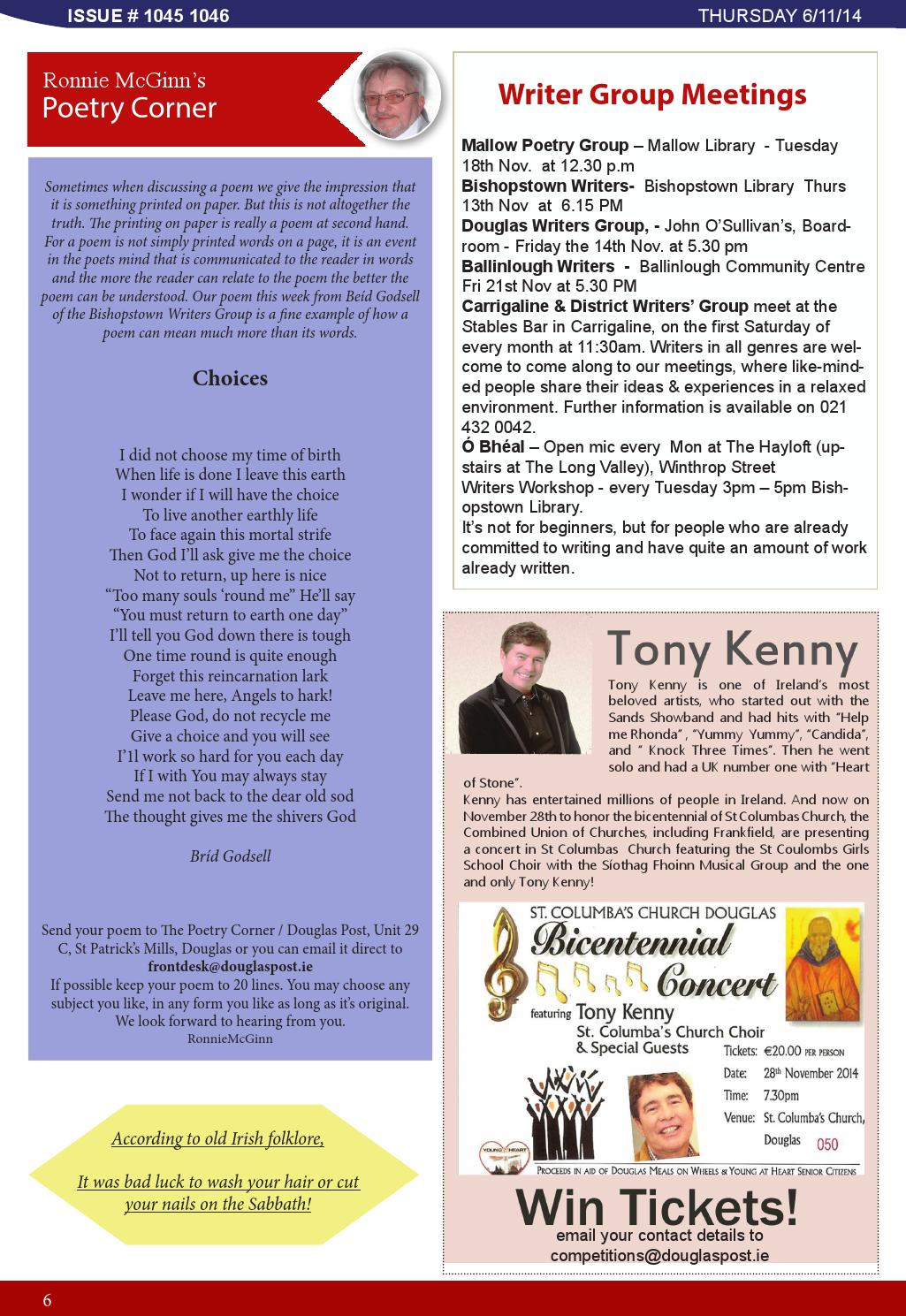 Page 6 of magazine