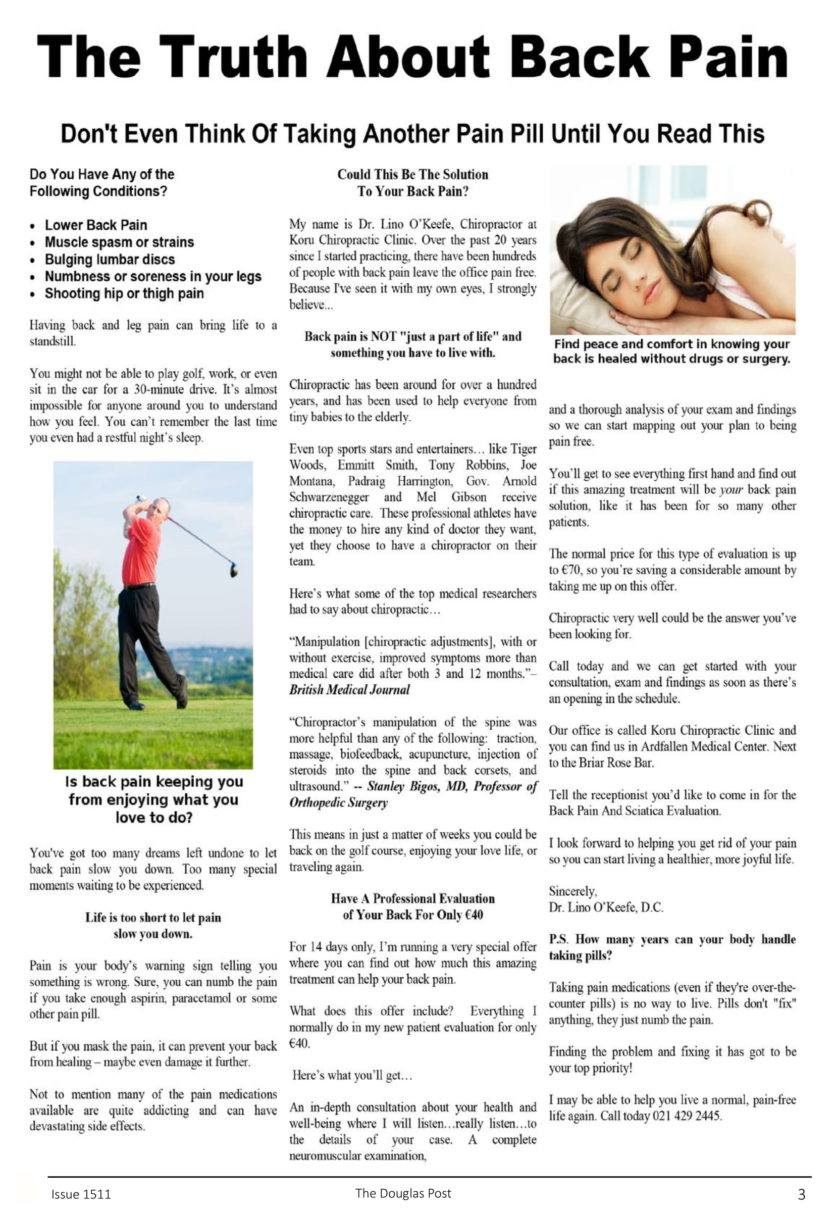 Page 3 of magazine